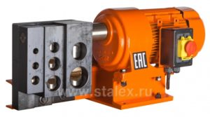 Пресс вырубной электрический Stalex PTN12U для труб 1/4″ — 2″