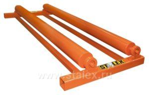 Разматыватель рулонного металла Stalex НР-1250