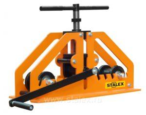 Станок профилегибочный ручной Stalex TR-60М