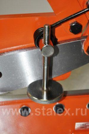 Ножницы ручные рычажные STALEX HS-8