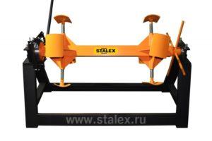 Разматыватель рулонного металла STALEX РМ-1250