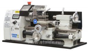 Станок настольный токарный STALEX D180x300C