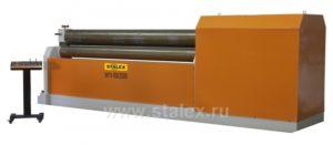 Вальцы электромеханические STALEX W11-10×2500