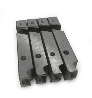Комплект ножей для ZPM-50 (4 шт.) 1/2 до 3/4