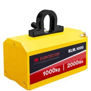 Грузоподъемный магнит EUROBOOR ELM.1000
