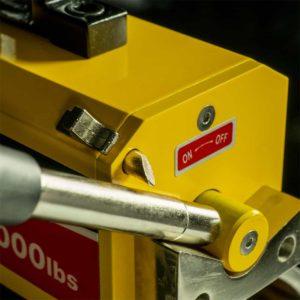 Грузоподъемный магнит EUROBOOR ELM.125