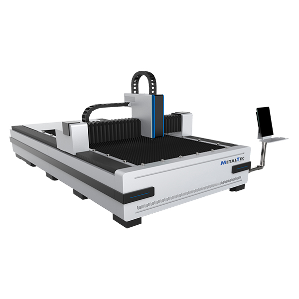 Оптоволоконный лазерный станок для резки металла MetalTec 1530 BL (MAX-1000 W)