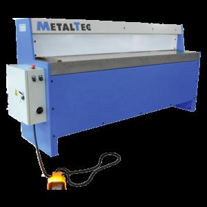 Электромеханическая гильотина MetalTec GS 1250-1,25E