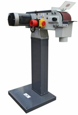 Ленточный шлифовальный станок CORMAK 100X1220
