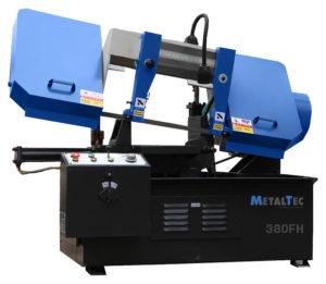 Ленточнопильный станок по металлу MetalTec BS 380FH