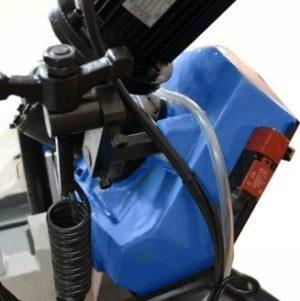 Ленточнопильный станок по металлу MetalTec BS 180FH