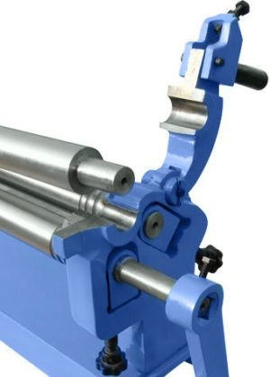 Настольный ручной вальцовочный станок MetalTec RS 1300-0.8M