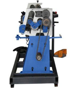 Электромеханический вальцовочный станок MetalTeс RS-2020×3,5E