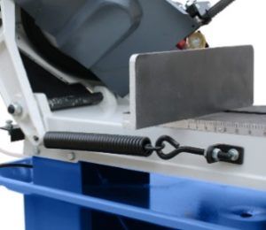 Ленточнопильный станок по металлу MetalTec BS 170FH