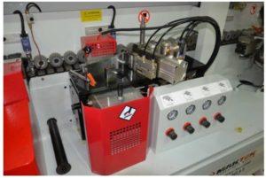 Кромкооблицовочный станок CORMAK EBM 1000 Автомат предварительное фрезерование
