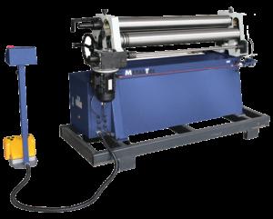Электромеханический вальцовочный станок MetalTeс RS 1550×3,5E